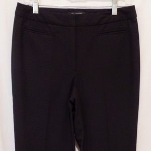 Talbots Heritage Black Capri Dress Pants - size 6